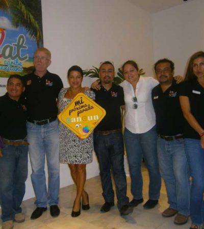 Cancún, primer destino en México en firmar convenio para atraer turismo lésbico-gay