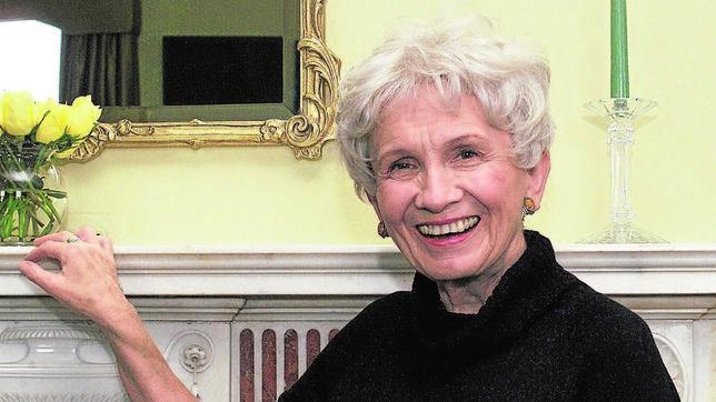 Gana canadiense Alice Munro, maestra del cuento contemporáneo, el Nobel de Literatura