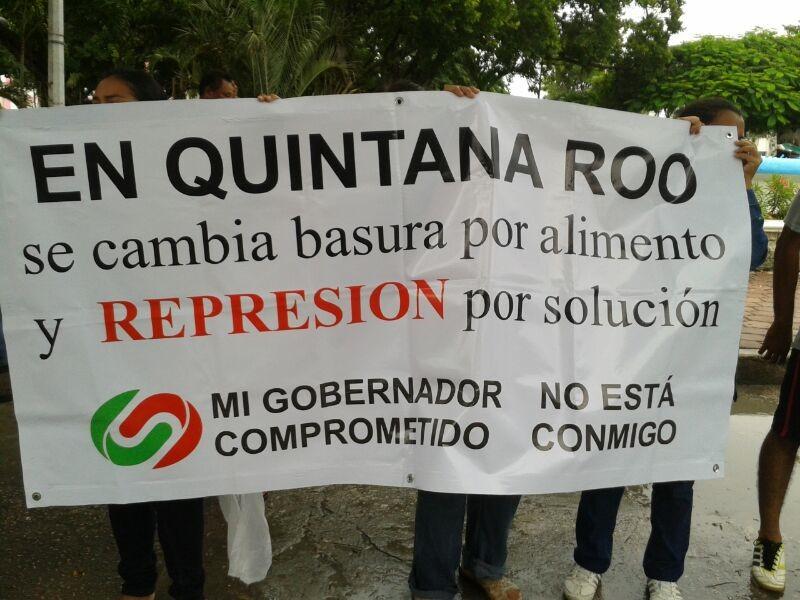 Llaman a Bachilleres a unirse a la lucha de maestros en QR