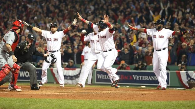 ¡A BOSTON, LA SERIE MUNDIAL!: Vence Medias Rojas a Cardenales de San Luis y suman su tercer campeonato en 10 años