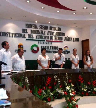 EMPIEZA PAUL CON TRASPIÉS: Estrena Cancún Gobierno sin un síndico y con confusión por nombramientos en Seguridad Pública