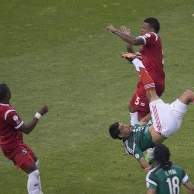 SUFRE MÉXICO, PERO AÚN VIVE: Gana el Tri 2-1 a Panamá y se mantiene en zona de repechaje rumbo al Mundial de Brasil 2014