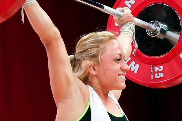 HISTÓRICO TRIPLETE: Gana la quintanarroense Carolina Valencia tres bronces en Mundial de Halterofilia