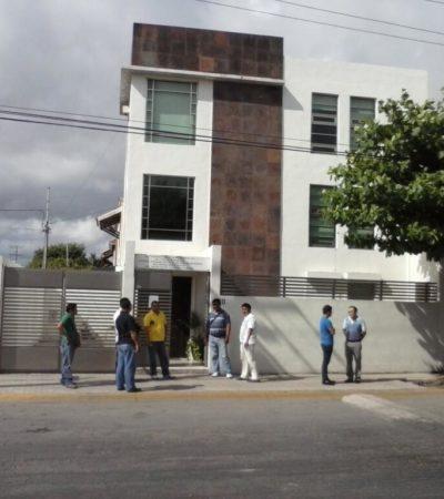 ASALTAN NOTARÍAS EN CANCÚN: Roban en Notaría del ex Alcalde y ex Procurador Francisco Alor; se llevan sólo $20 mil; también dan golpe en la Notaría 10