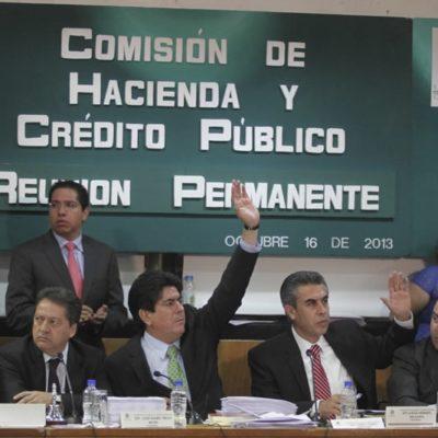 NADA SALVA DEL IVA A QR: Aprueban en Comisiones homologar IVA al 16% para zonas fronterizas; no impondrán IVA a colegiaturas, rentas, hipótecas y espectáculos