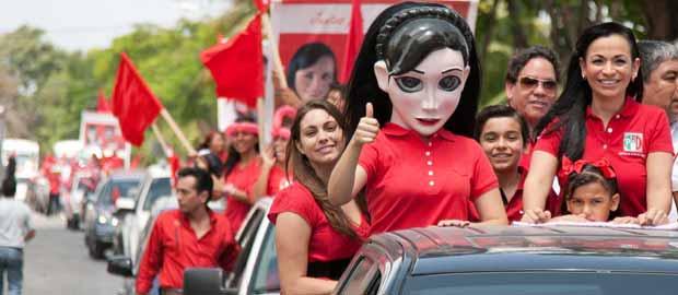 Rompeolas: Laura Fernández, otra 'felixista' al Gabinete de Borge: no sabe de turismo, pero es buena moza