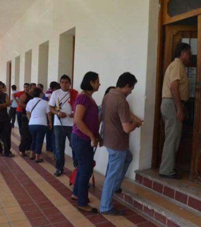 OTRO 'HURACÁN' GOLPEA A BURÓCRATAS: Empiezan despidos en la ex Secretaría de la Cultura en QR