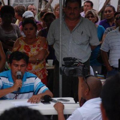 Exige Comité de Lucha liberación de maestros detenidos en Cancún