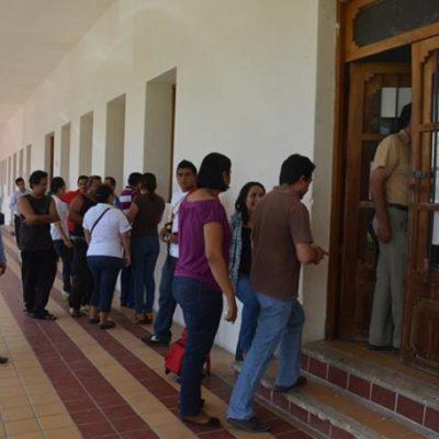 Llegan los despidos de Borge a Oficialía Mayor: liquidan a por lo menos 40