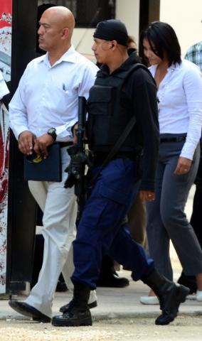 Refuerza su seguridad alcaide de la cárcel de Cancún tras presuntas amenazas del narco
