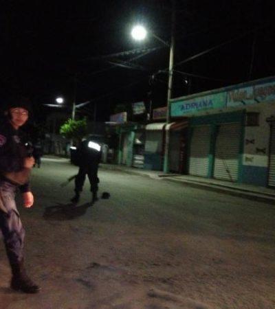 A QUEMARROPA Y CON UNIFORME: Mata policía del General Bibiano Villa a pandillero en el interior de su propia casa en Chetumal; intenta SSP negar presuntos excesos policiacos