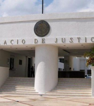 Falso reporte de bomba en el TSJ en Chetumal