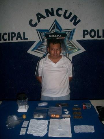 Ponen al descubierto 'Cártel de ex Policías' en Cancún