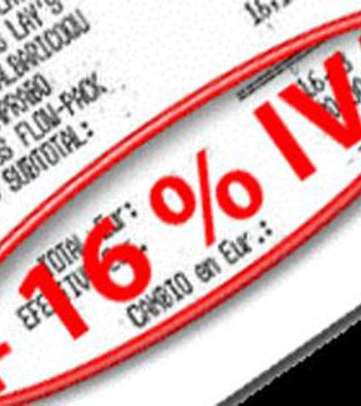 GOLPE AL BOLSILLO: Anticipan un incremento real de hasta 45% en productos y servicios en QR tras aumento del IVA