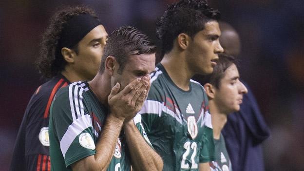 DE VERGÜENZA: Cae México ante Costa Rica, pero triunfo de EU sobre Panamá le da boleto para el repechaje