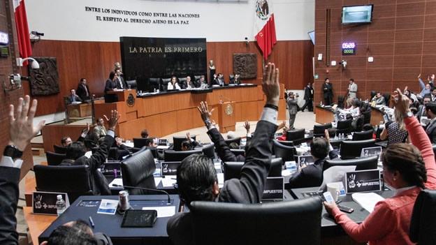 CONSUMAN GOLPE A ZONAS FRONTERIZAS: Aprueba Senado homologación del IVA al 16% en todo México; avalan en lo general miscelánea fiscal para el 2014