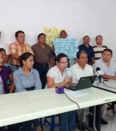 LLAMADO A LA RESISTENCIA: Convocan maestros a la toma de escuelas para rechazar la reforma educativa