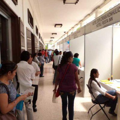 ¿FALTA DE TRABAJO EN CHETUMAL?: El Servicio Estatal del Empleo recomienda a jóvenes migrar a Cancún o Playa