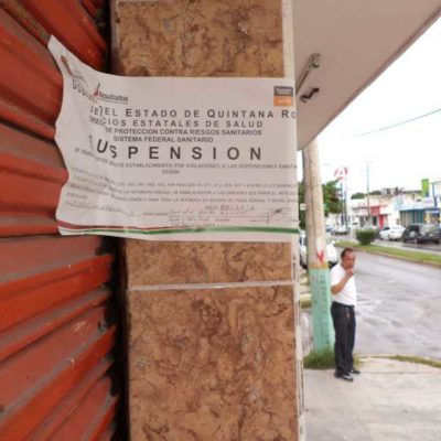 Asegura Canirac existen más casos de restauranteros extorsionados por inspectores de la Cofepris en Chetumal