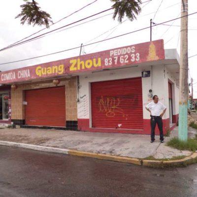 Denuncian empresarios chinos extorsión de funcionarios de Sesa en Chetumal