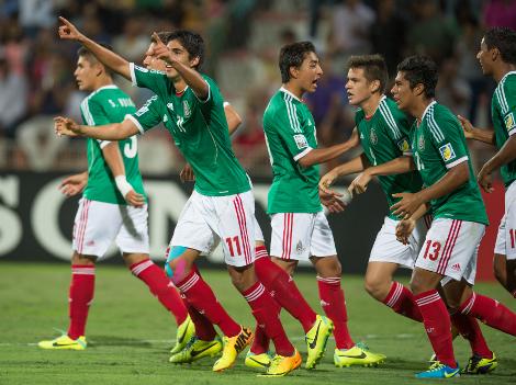 ¡QUE LOS PONGAN EN EL TRI MAYOR!: En muerte súbita, México vence 11-10 a Brasil y avanza a semifinales del Mundial Sub 17
