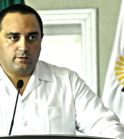 DOCUMENTAN 'GUERRA SUCIA' DE BORGE: Acusa Proceso al Gobernador de ataques a su corresponsal Sergio Caballero; Vocero lo niega y la CNDH investiga