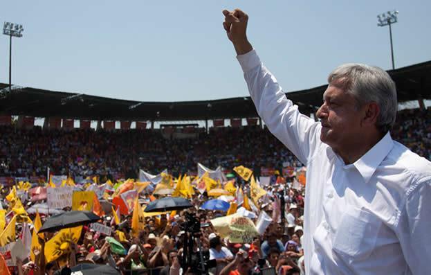 AMLO HOY EN CANCÚN: Todo listo para la asamblea constitutiva de Morena en la Plaza de Toros