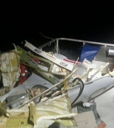 Investigan en Florida las causas del desplome de Learjet donde viajaban médico y enfermera cozumeleños; 2 personas, aún desaparecidas