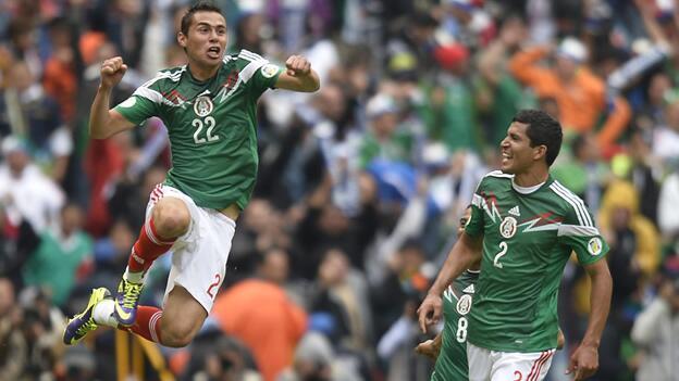 SE ENCAMINA MÉXICO AL MUNDIAL: Gana el Tri 5-1 a Nueva Zelanda en partido de ida del repechaje rumbo a Brasil 2014