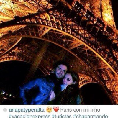 VACACIONES 'EXPRESS' DE REGIDORA: Ana Patricia Peralta viaja a feria turística de Londres con recursos públicos y se 'escapa' a París con su novio