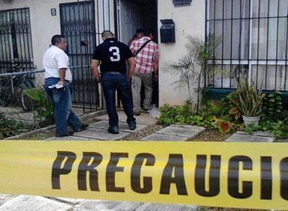 Hallan a camarista asesinado en su vivienda de la Región 222