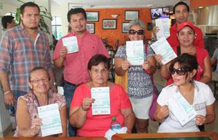 Suspende CAPA servicio de agua a 332 familias del fraccionamiento Villa Maya por adeudo de constructora en Playa