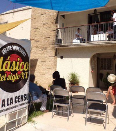 Contra la censura: Alojan hogares chetumaleños a Clásicos del Siglo XX