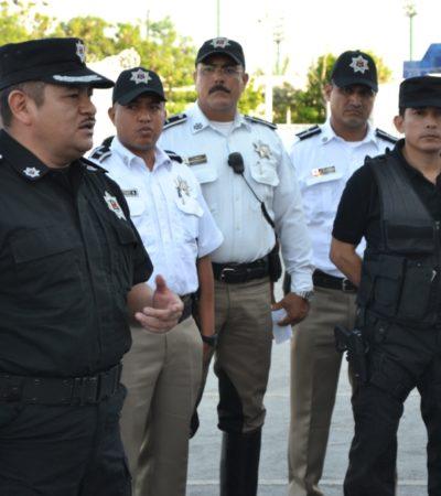 ¿'HACKEO' A LA ZONA HOTELERA?: Crean a los 'Troyanos', nuevo grupo de Tránsito para patrullar zona turística de Cancún; aspira Mendiola a certificar a la policía bajo normas ISO-9000