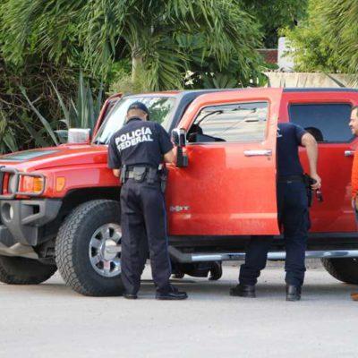 Despliegan operativo contra la delincuencia en Cancún