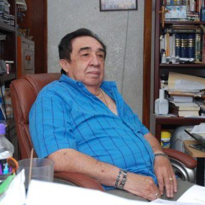 """""""PUÑALADA POR LA ESPALDA"""": Felipe Amaro, el primer senador priista que tuvo QR, pide poner en 'lista negra' a los políticos que nos 'traicionaron' y aprobaron el alza del IVA"""