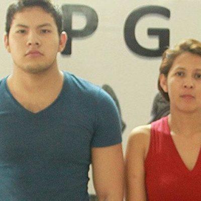 Dan formal prisión a pareja de defraudadores en Cancún