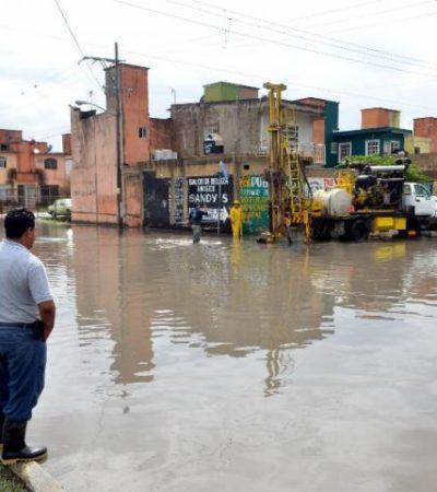 Inundaciones en la Donceles 28, promesas que suenan a burla