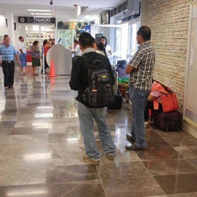 Reanudará Interjet vuelos en Chetumal tras tapar ASA los baches de la pista aérea