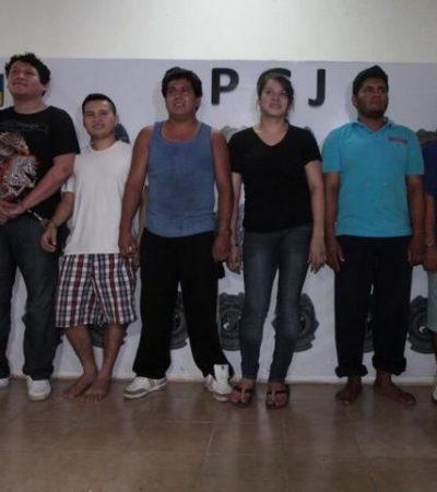 Detención de casi 40 en los últimos meses, debilita al Cártel del Golfo en Cancún