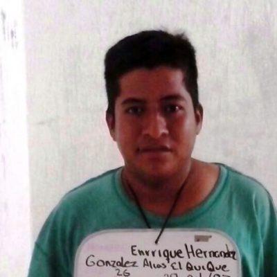 Consignan a 'El Mexicano' por droga y se le investiga por ejecución