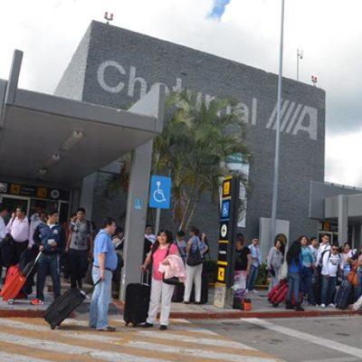 Exhiben abusos y desatención a clientes de Interjet tras suspensión de vuelos en Chetumal