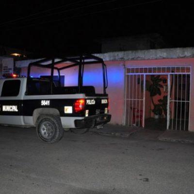 Investigan presunta amenaza a balazos en Bonfil
