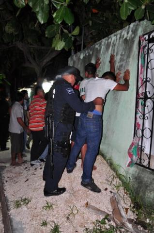 Detienen a agresores de un policía judicial que terminó en el hospital