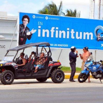 LOS 'TROYANOS' MUESTRAN EL COBRE: Acusan a nuevo grupo de Tránsito en Cancún de ser más 'mordelón' que el anterior