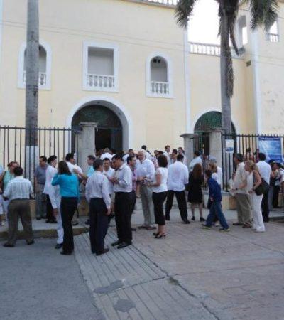Dan último adiós en Cozumel a médico muerto en accidente aéreo en Florida