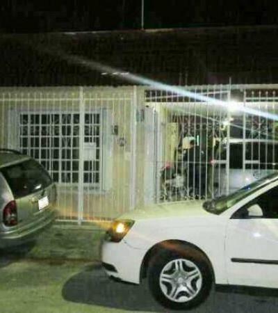 Violento robo en una vivienda de Chetumal: Más de $100 mil de botín y una familia aterrorizada, el saldo