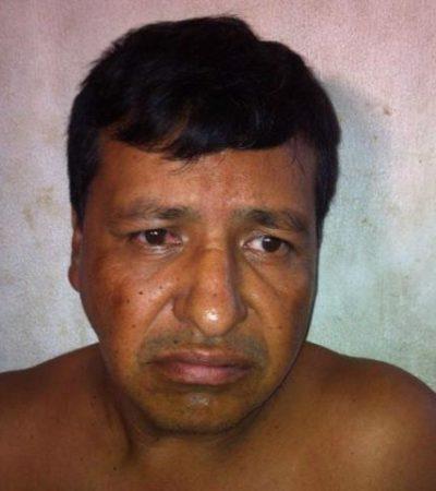 Liberan orden de aprehensión contra violador de sus dos hijas