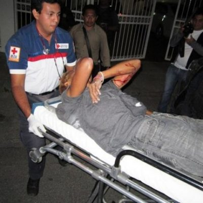 Disparan escoltas de Bibiano Villa contra ladrón en Chetumal; en duda, presunto abuso de autoridad