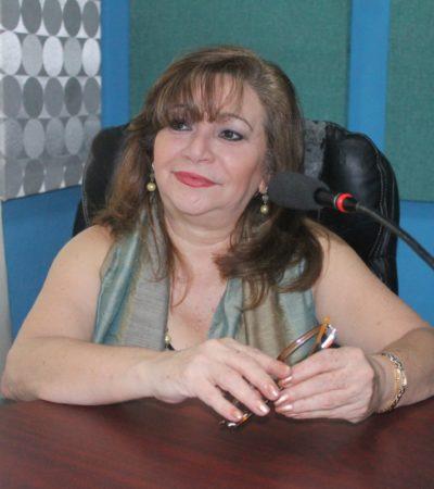 Augura Daisy Baeza que Abuxapqui 'sufrirá' igual que Carlos Mario Villanueva por la falta de recursos para sacar del 'bache' a Chetumal
